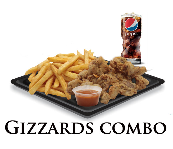 Nicks Gizzard Combo
