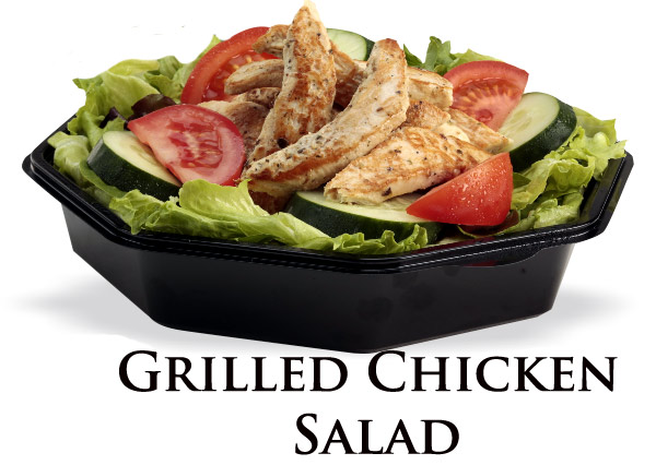 Nicks Grilled Chicken Salad