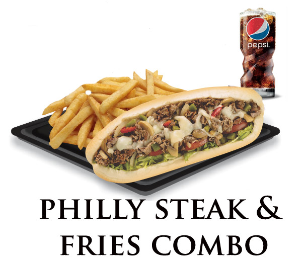 Nicks Philly Combo