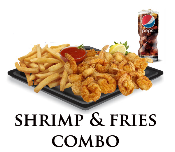 Nicks Shrimp Combo