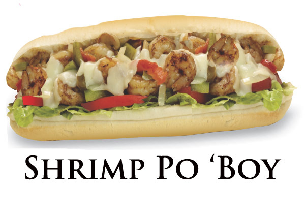 Nicks Shrimp PoBoy