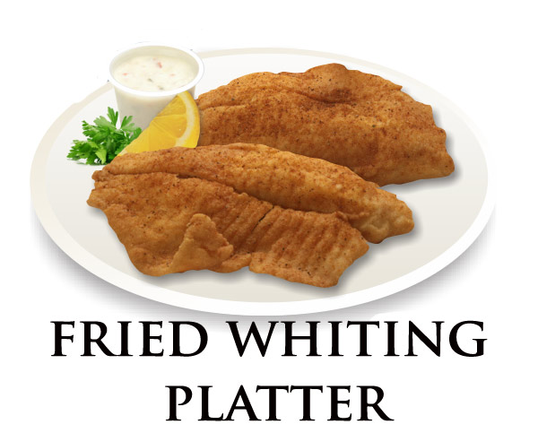 Nicks Whiting Platter