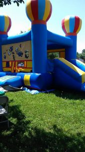NicksAnniversaryBounceHouse